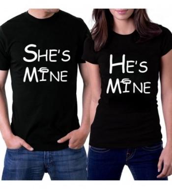 Idgreatim Couple Matching Mine Tshirt