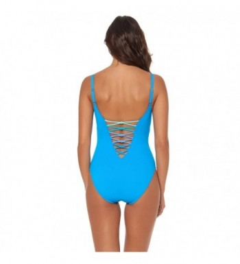 Cheap Designer Women's One-Piece Swimsuits Outlet