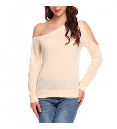 Unibelle Womens Shoulder Sleeve Blouse