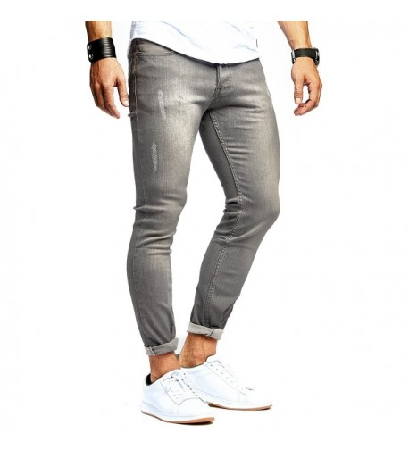 Leif Nelson LN1051 Stylish Skinny Fit