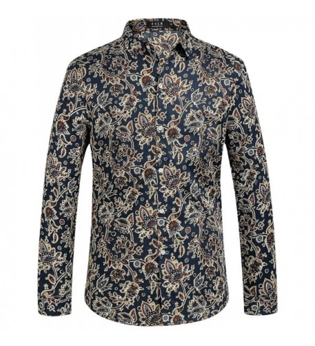 SSLR Paisley Printed Regular Sleeve