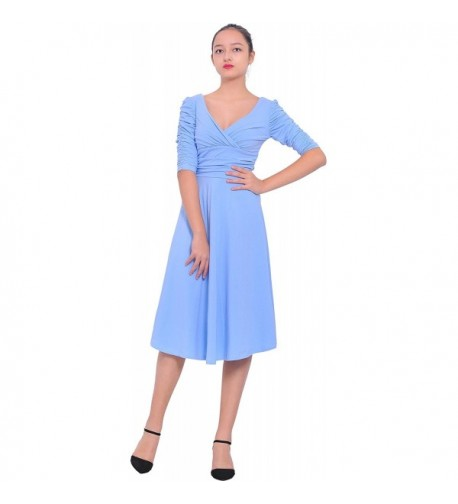 Crafts Womens Sleeve Cocktail Dresses