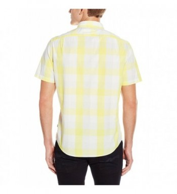 Designer Men's Casual Button-Down Shirts Outlet