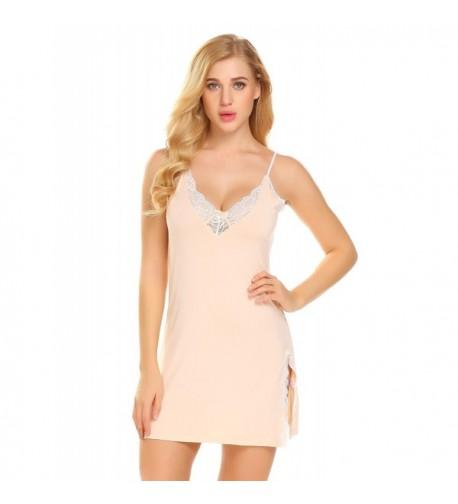 Declare Chemise Nightgown Sleepwear Lingerie