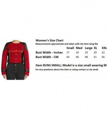 Discount Real Women's Leather Jackets