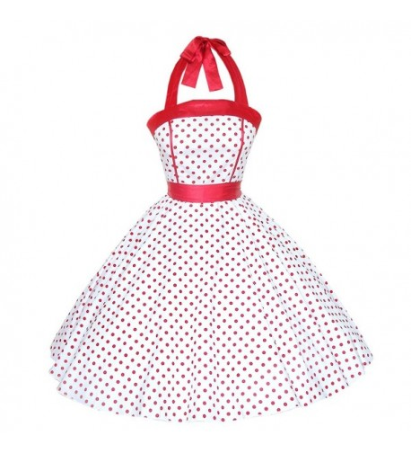 Maggie Tang Womens Vintage Rockabilly