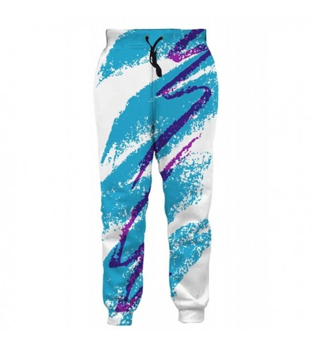 Leapparel Graphic Hipster Stylish Sweatpants