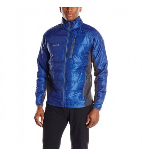 Avalanche Mens Prime Jacket Mariner