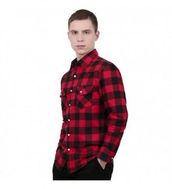 Fashion Men's Casual Button-Down Shirts Wholesale