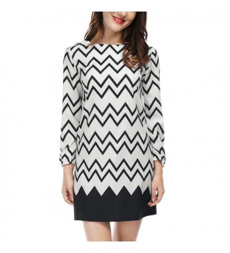 1c8f7fa528ef Women's Sleeveless Lace Patchwork A Line Short Mini Casual Dress ...
