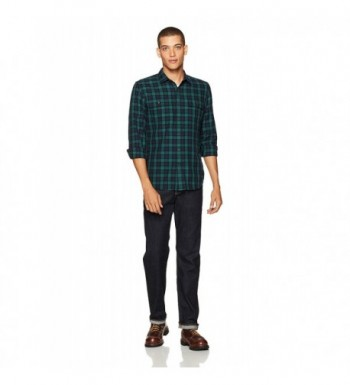 Discount Real Men's Casual Button-Down Shirts