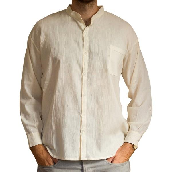 Tumia LAC Mens Grandad Shirt