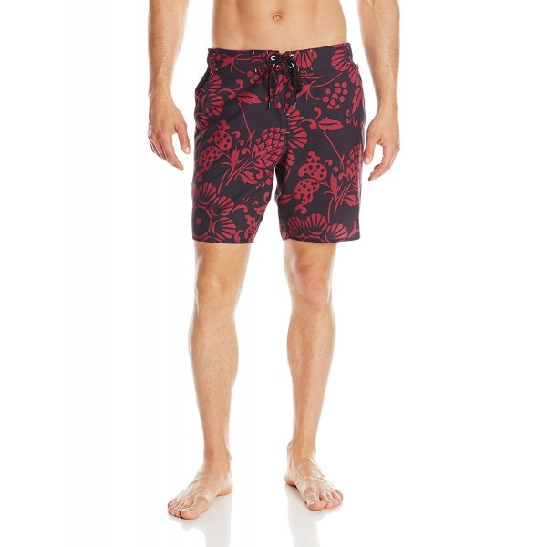 Kahala Dukes Printed Trunks X Large