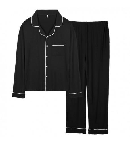 FITIBEST Sleeve Pajama Comfortable Sleepwear