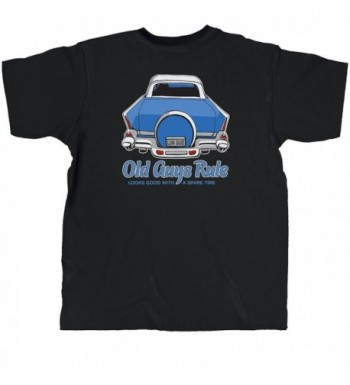 Old Guys Rule T Shirt XXX Large