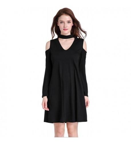 ETCYY Womens Halter Shoulder T shirt