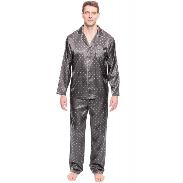 Noble Mount Twin Satin Pajama