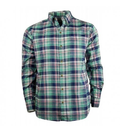 Casual Country Sleeve Checked X Large