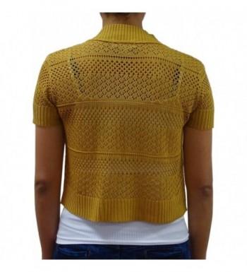 Women's Shrug Sweaters