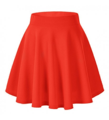 Mystylees Skater Pleated Stretchy Versatile