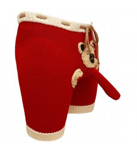 MySexyShorts Red Teddy Bear Underwear