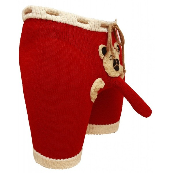 MySexyShorts Red Teddy Bear Underwear