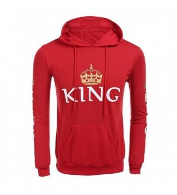 Jingjing1 Matching Pullover Sweatshirts Valentines