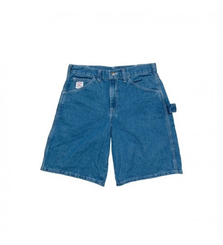 Pointer Brand Indigo Carpenter Shorts