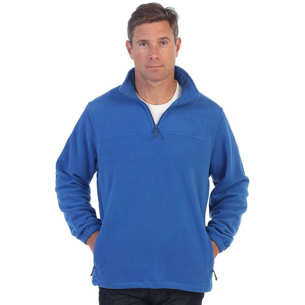 Gioberti Polar Fleece Jacket Royal
