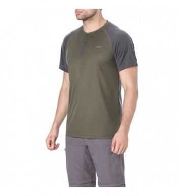 2018 New Men's Henley Shirts Wholesale
