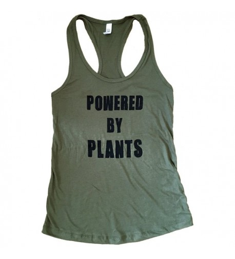 Bold Bananas Womens Powered Plants