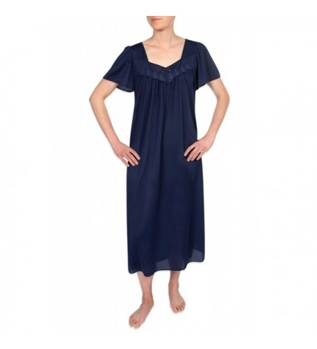 Heavenly Bodies Nightgown Comfortable Lightweight