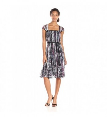 S L Fashions Womens Printed Party