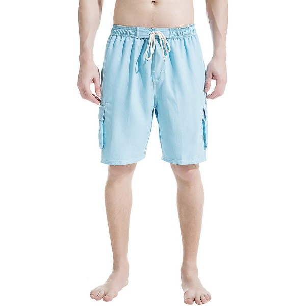 Akula Trunk Short Elastic Pockets