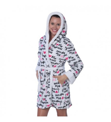 Active Club Womens Hodded Sherpa