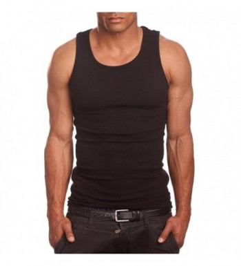 PRO Mens Shirts Undershirt Black