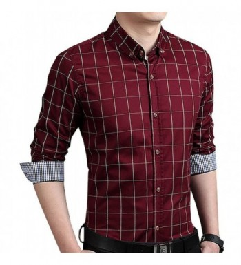 Brand Original Men's Casual Button-Down Shirts Outlet Online