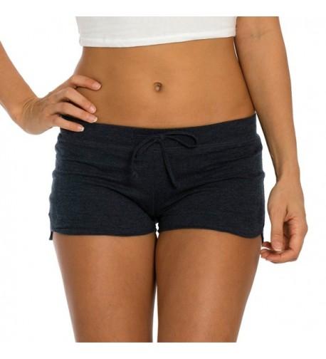 VbrandeD Womens Pilates Frensh Shorts