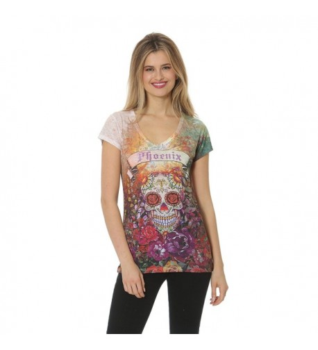 Sweet Gisele Phoenix Graphic T shirt