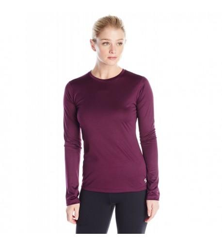 Soffe Womens Potent Purple Medium