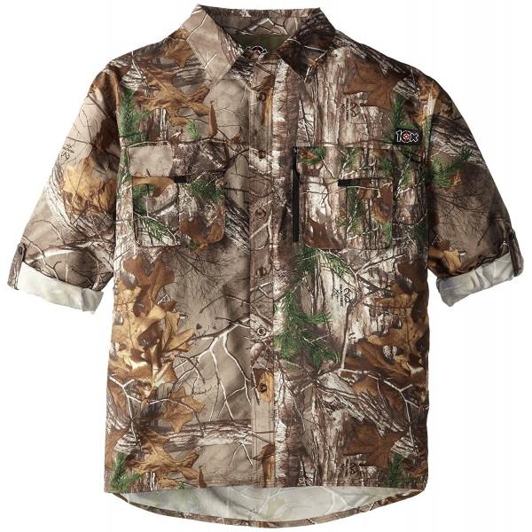 10X Ultra Lite Sleeve Shirt Pockets