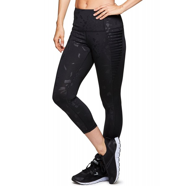 RBX Active Embossed Fashion Leggings