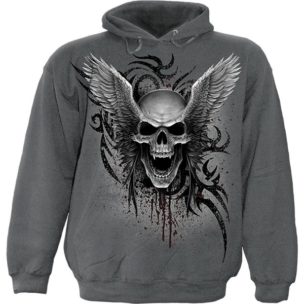 Spiral Mens Ascension Hoody Charcoal
