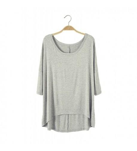 Amoretu Loose T Shirt Sleeve Casual