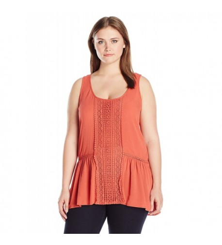 Eyeshadow Womens Plus Crochet Seville
