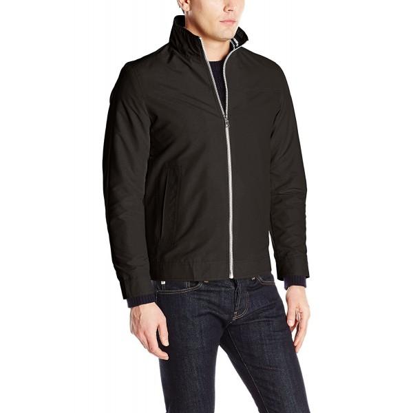Nautica Bottom Jacket Black X Large
