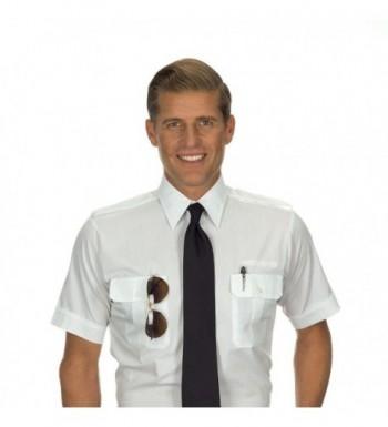 Van Heusen Mens Pilot Shirt