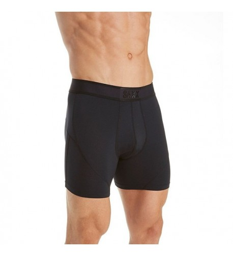 Saxx Kinetic Briefs Medium Blackout