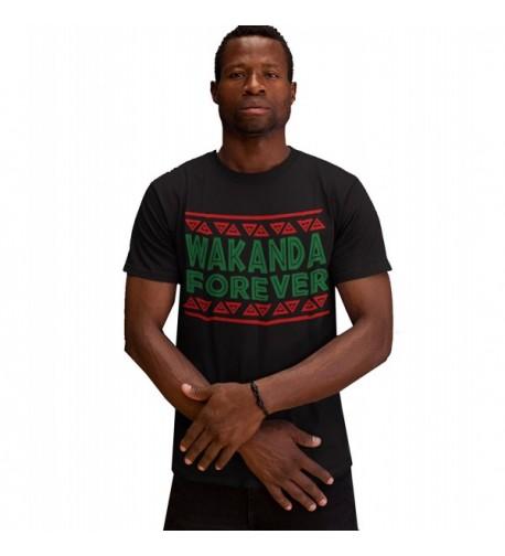 iApparel Wakanda Forever Black Shirt