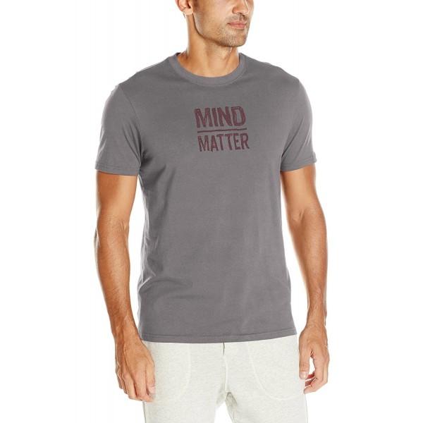 prAna Matter Shirt XX Large Gravel